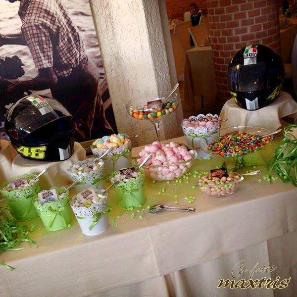 #confettata #wedding #ideas #inspirations #confetti #maxtris #moto
