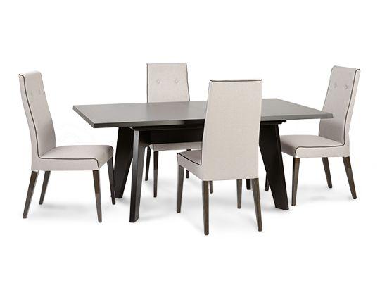 Dania Tables Randers Dining Table Venge
