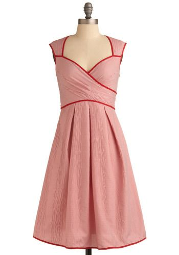 Doing the Two-Step Dress, #ModCloth