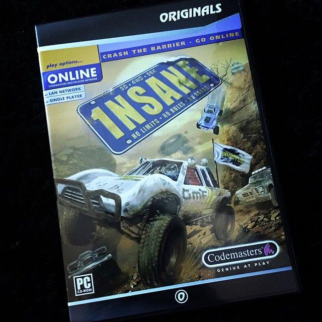 Hittade detta spel på ÖB igår :D var bara tvungen att köpa :) Nostalgi på hög nivå :) #spel #game #games #kul #nostalgi #pc #pcgame #pcgames #dator #datorspel #ÖB #insane #1nsane
