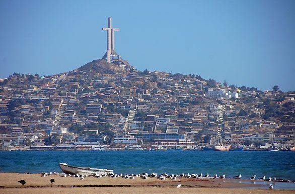 Coquimbo y la Cruz del Tercer Mileño, La Serena, Chile - http://bit.ly/7rBlBJ