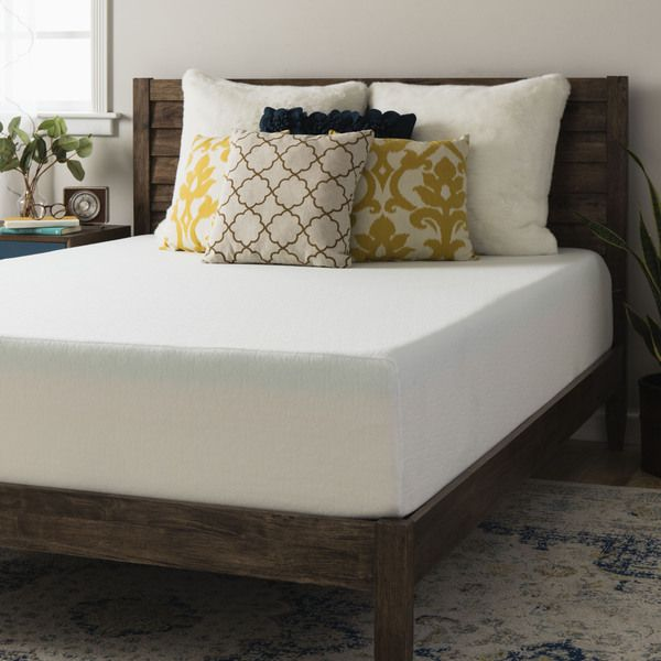 Superior Crown Comfort Premium 12 Inch Queen Size Memory Foam Mattress By Crown  Comfort Awesome Design