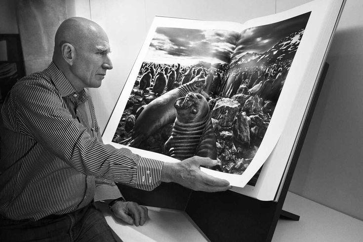 Ο Salgado δεν δημιούργησε ούτε μία έγχρωμη φωτογραφία στη διάρκεια της καριέρας…