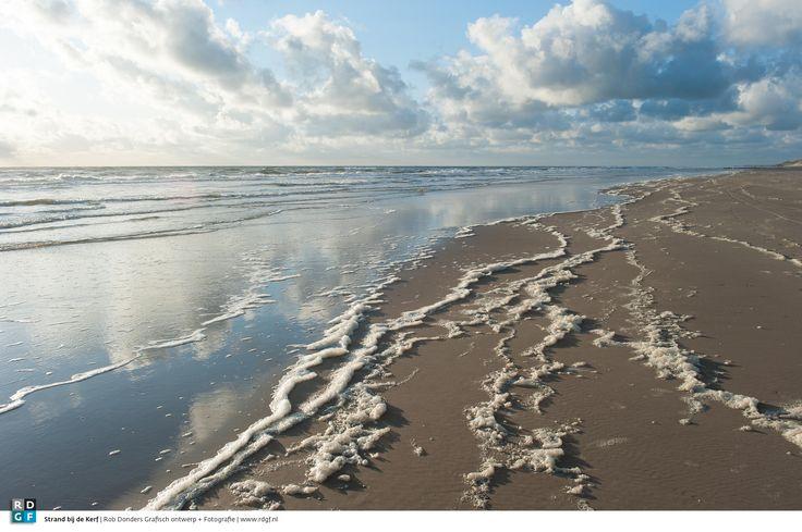 Strand bij de Kerf | Rob Donders Grafisch ontwerp + Fotografie