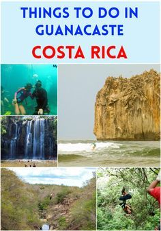 Visiting Guanacaste province in Costa Rica? Here is a list of awesome things to do in the golden coast! via @mytanfeet