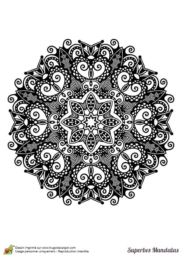 http://www.hugolescargot.com/coloriage/superbes-mandalas-inde-et-patience-14346.htm