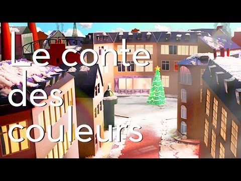 Le conte des couleurs - YouTube