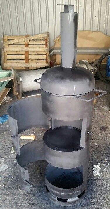 Cleaner top oven amish