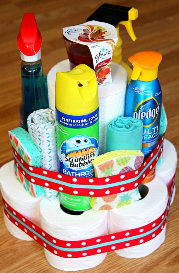 25 Best Ideas About Housewarming Basket On Pinterest