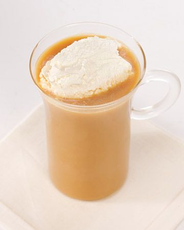 The Blizzard - Rum, Frangelico, Bailey's, and hot coffee. Perfect for cold winter nights!