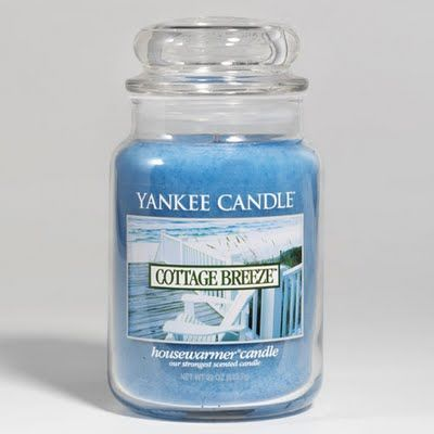 Yankee Candle Cottage Breeze
