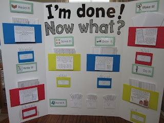Teaching in the Early Years: The Early Finisher Board