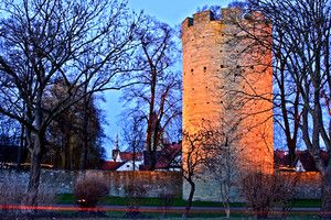 Soest...  part of the Wall..  ( Germany)