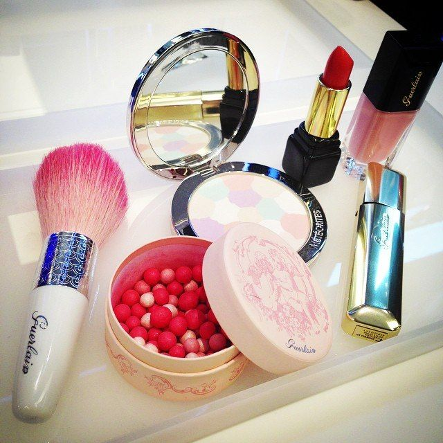 Les Tendres Guerlain Spring 2015, available at Neiman Marcus Fort Lauderdale!