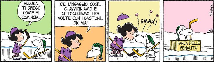 Peanuts 2015 gennaio 30 - Il Post
