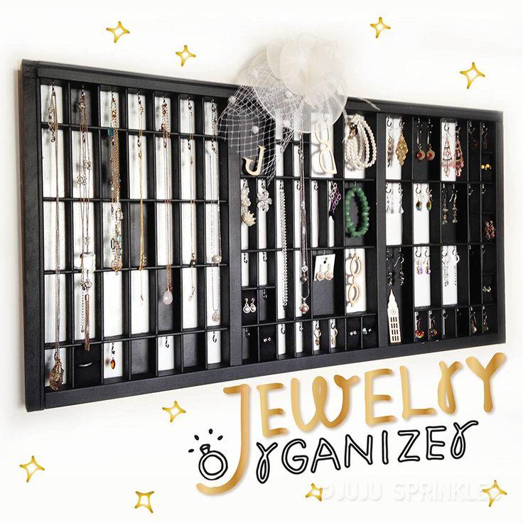 Diy Jewelry Organizer That Sparks Joy Jewelry