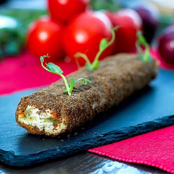 Шеф-повар гастрономической лавки «Бульон Крутон»  Антон Клетаров предлагает приготовить салат «Мурманский».