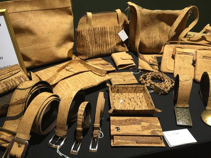 Tassen, riemen, portemonnees en veel meer van het prachtige kurk