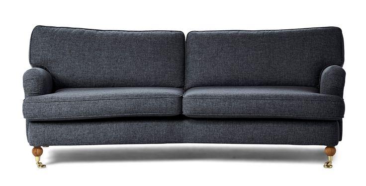 Produktbild - Hampton Plus, 3-sits soffa svängd