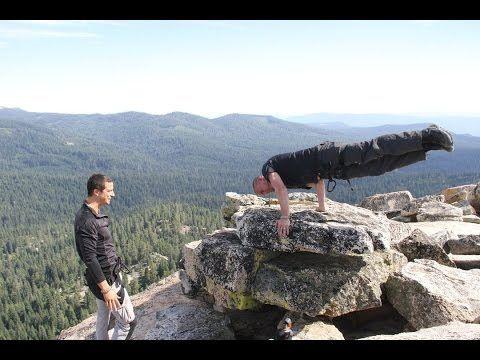 Inanilmaz Kurtuluş Kaliforniya Bear Grylls, Channing Tatum (Running Wild) - YouTube