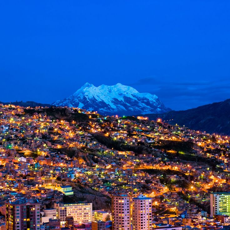 La Paz, Bolivia i miss being here honestly. hopefully i can visit in the next few years.