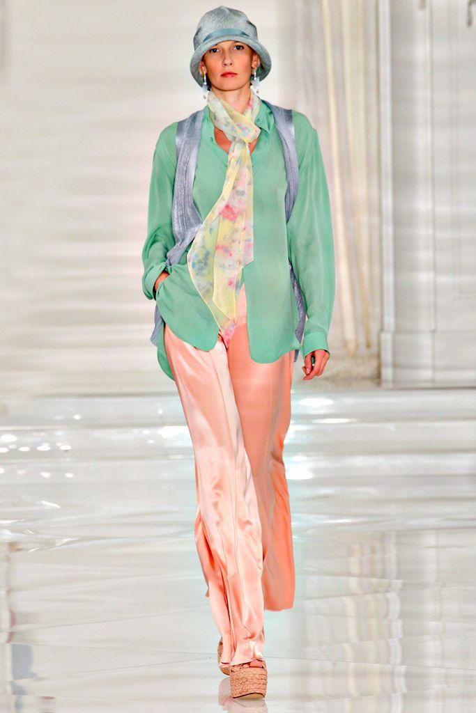 手机壳定制prada bags outlet online Ralph Lauren Spring   Ready to Wear Collection Photos  Vogue