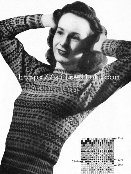 89 best Vintage knitting images on Pinterest | 1930s, Clothes and ...