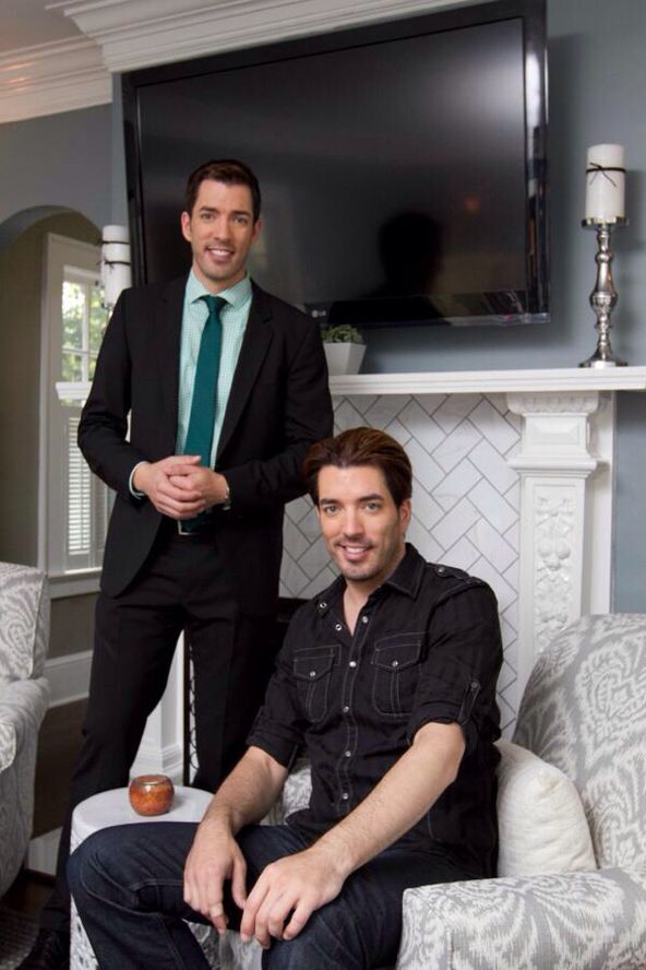 These guys always do unique! Love their work! HGTV Property Brothers Wed's (9/8c), depending on what city you're located..