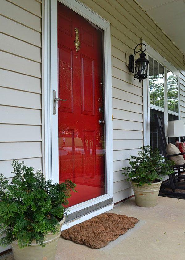 25 Best Ideas About Red Front Doors On Pinterest Red Doors Red Door House