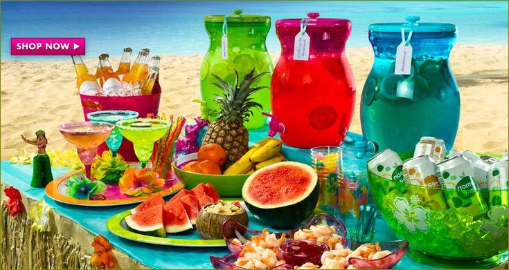 tropical theme party - Google Search