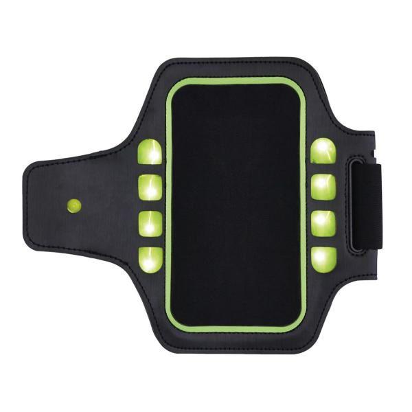 Veilig sporten in het donker met deze universele armband met LED verlichting. #Sport #Gezondheid #Secretaressedag