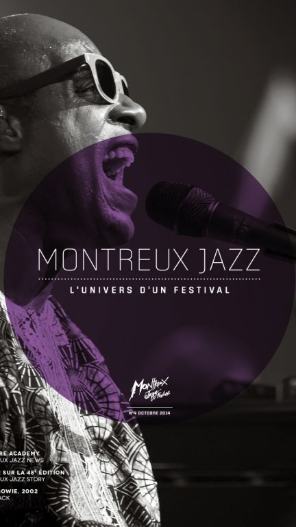 Montreux Jazz Festival IN SWITZERLAND