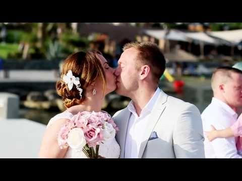 Amazing Cyprus Wedding Cinematography video - YouTube