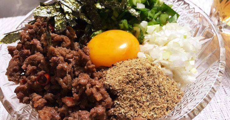 簡単美味しい!台湾風まぜそば by いずもちゃん。 [クックパッド] 簡単おいしいみんなのレシピが274万品
