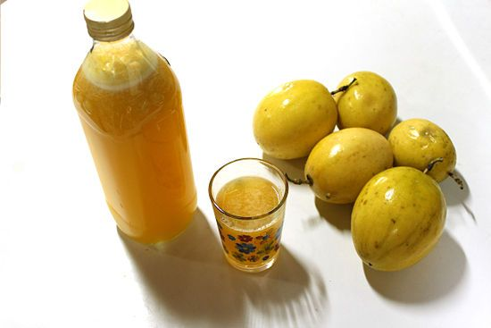 How to Make Passion Fruit Juice: 7 steps (with pictures)
