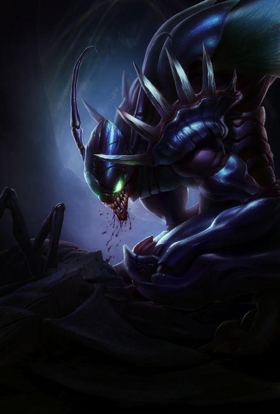 Khazix League of Legends #5 by xguides.deviantart.com on @deviantART #WallPaper