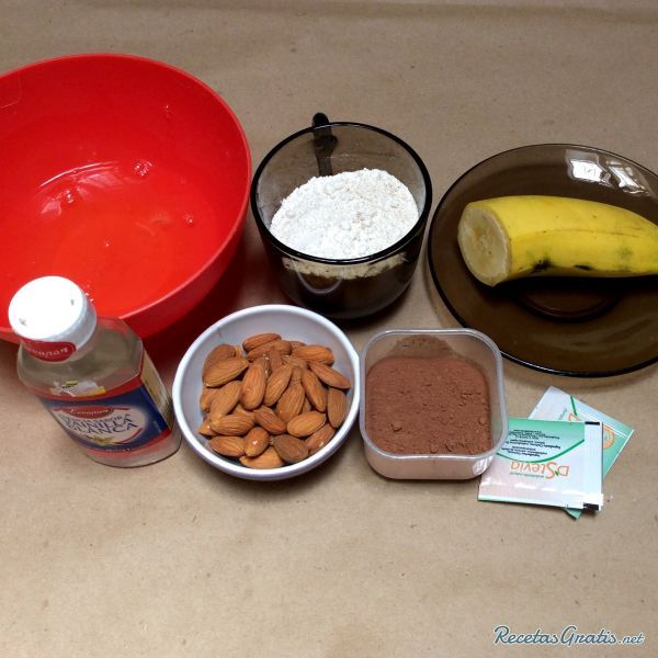 Receta de Brownies sin horno - Fácil - 7 pasos