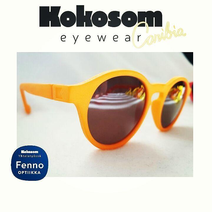 Kokosom Eyewear Limited edition on sale at @fennooptiikka Pori this Friday! #kokosomeyewear #kokosomshades #kokosomcaribia