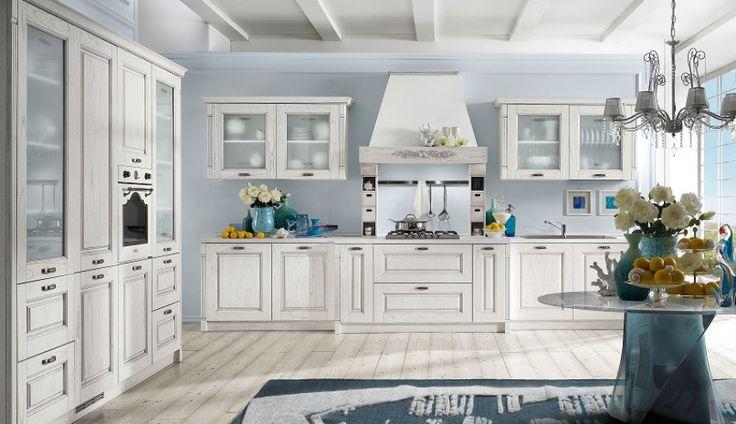 Dostępna w trzech wersjach kolorystycznych kuchnia Contea to połączenie klasycznych rozwiązań z nowoczesnym sznytem. Polecamy :) http://www.mega-meble.pl/produkt-Kuchnia_Contea-565