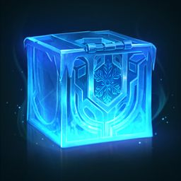 Frost Chest Blue Icon