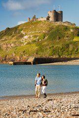 Péninsule de Llyn aux Pays de Galles