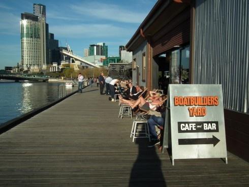 24 hours of food splurges in Melbourne: Boatbuilders Yard