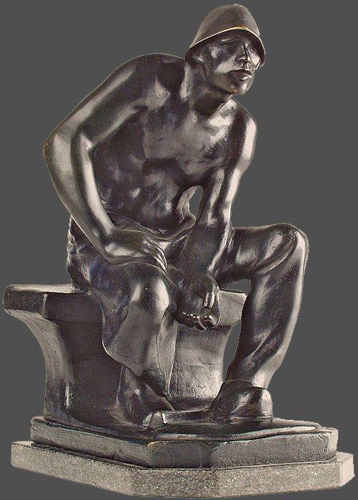 Dělník, Constantin Meunier