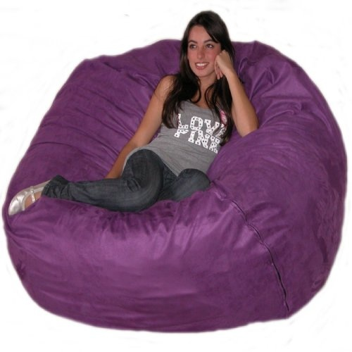 The Cozy Sac Foam Chair Is Most Comfortable Place To Sit Anywhere They Are Traditional Bean Bag