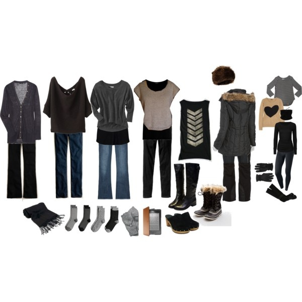East coast cold weather packing list vacation boston for List of neutral colors