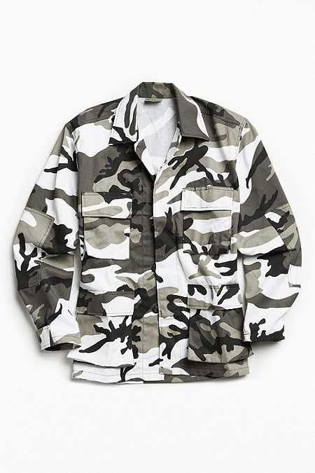 Rothco Camo Field Jacket