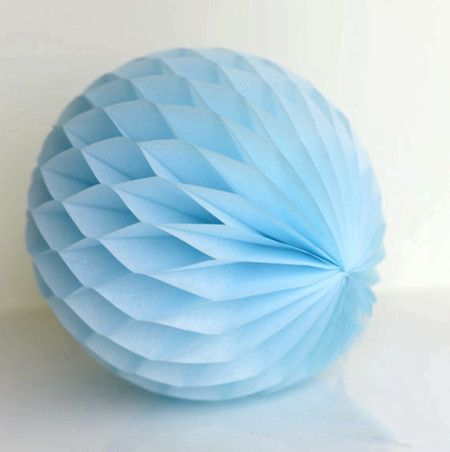 Honeycomb Ball Decorations Baby Shower Decor 5 Piece 6 Inch Tissue Paper Honeycomb Ball