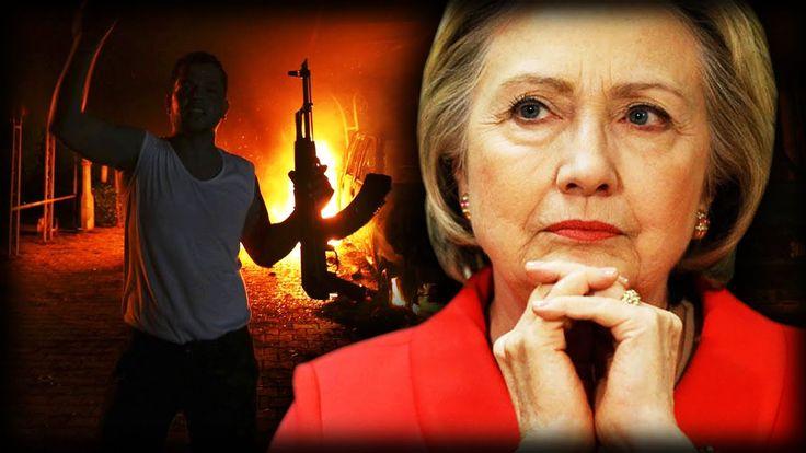 Benghazi Victims' Parents Sue Hillary Clinton | Larry Klayman and Stefan Molyneux