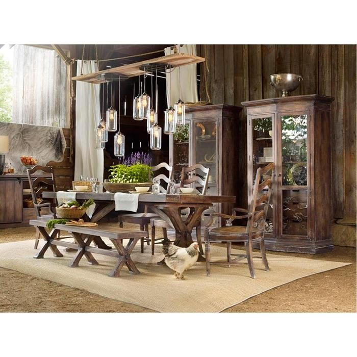 Willow bend 6 piece dining set nebraska furniture mart