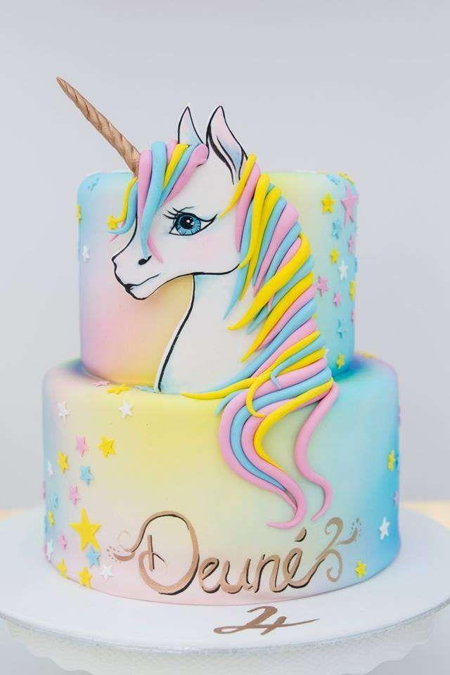 Unicorns Birthday Party Ideas Unicorn Cake Rainbow Unicorn Cake